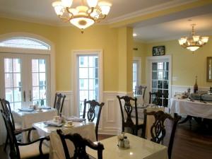 Ocean City NJ Real Estate Group - Interior DiningRoom