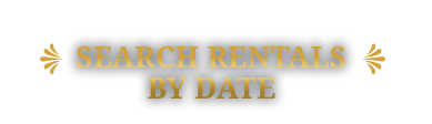 Search Rentals by Date