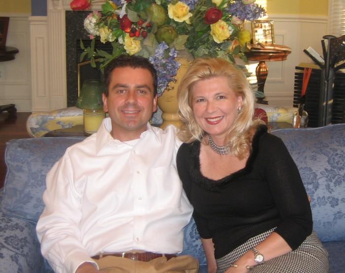 Bob and Kristina Doliszny