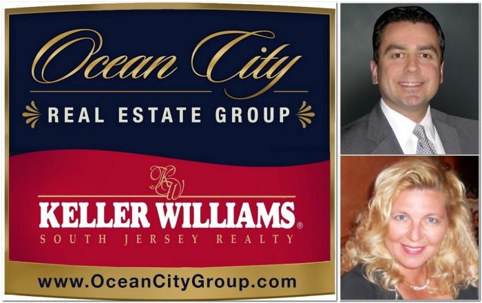 Ocean City Real Estate Group, Keller Williams Realty, Robert & Kristina Doliszny