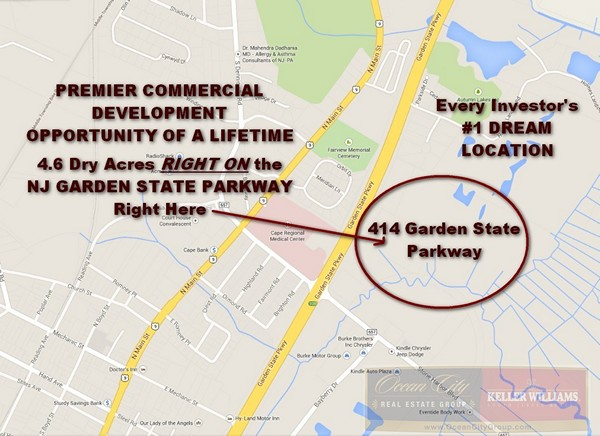414 Garden State Parkway Cmch Nj 08210 Home For Sale