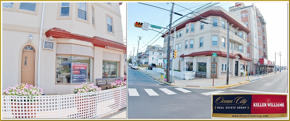Ocean City REal Estate Group, Keller Williams Commercial Real Estate For Sale, Robert Doliszny & Kristina Doliszny