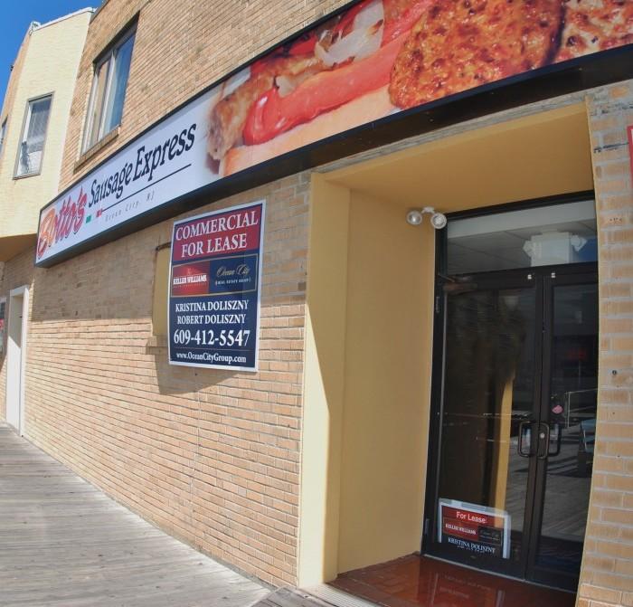 986 Boardwalk, Ocean City NJ 08226, Boardwalk Commercial
