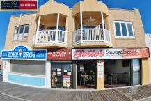 Oceanc ity Boardwalk Commercial Real Estate For Lease