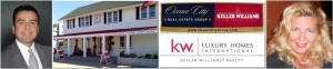 Ocean City Real Estate Group, South Jersey Realty Team, Luxury Home Agents at Keller Williams Realty, Robert Doliszny & Kristina Doliszny
