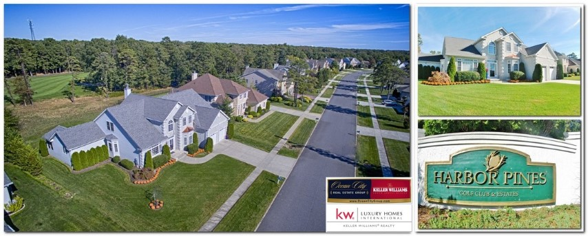 Harbor Pines Golf & Country Club Homes For Sale, Doliszny, Ocean city Real Estate Group, Keller Williams Realty