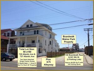 commercial real estate for sale in ocean city nj, Doliszny, boardwalk