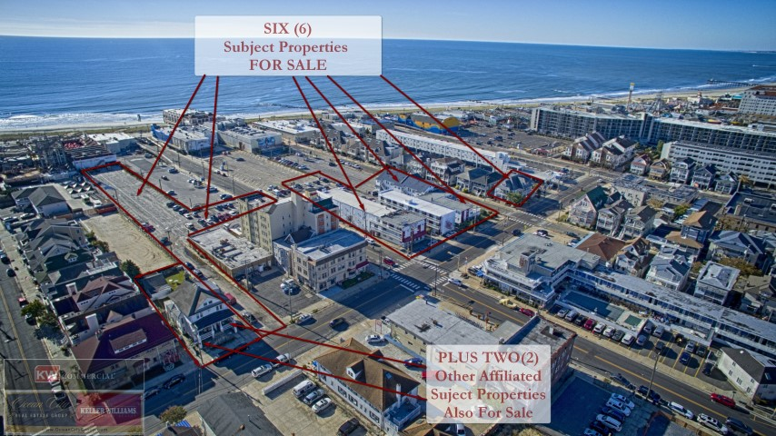 Ocean City Real Estate Group, Keller Williams Relaty, Commercial Development