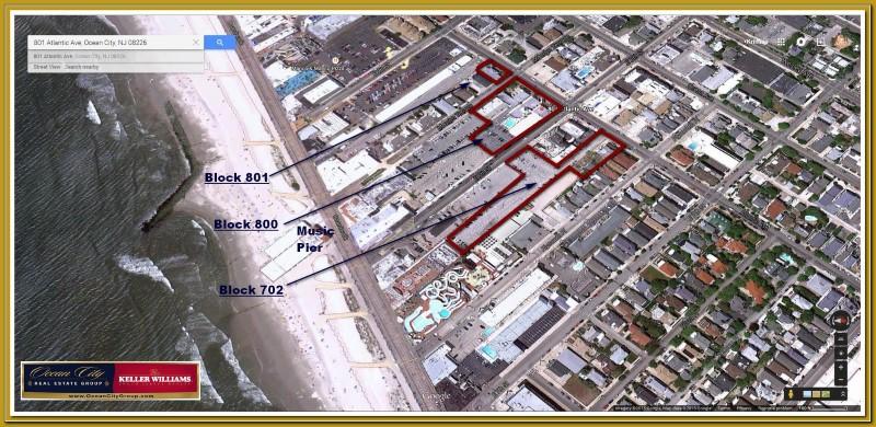 Ocean City Real Estate Group, Keller Williams Realty Doliszny, Commercial Boardwalk Property For Sale