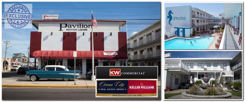 Pavilion Hotel For Sale- Ocean City NJ Real Estate Group, Keller williams Realty- Doliszny slider2
