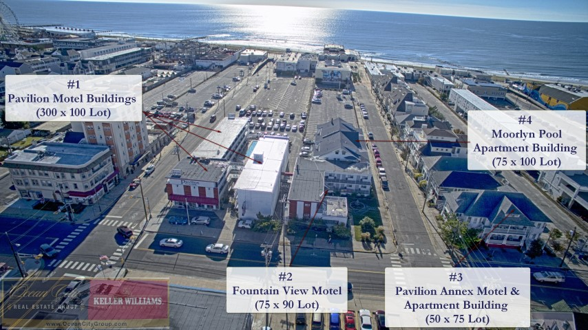 Ocean City Real Estate Group, Pavilion Motor Lodge