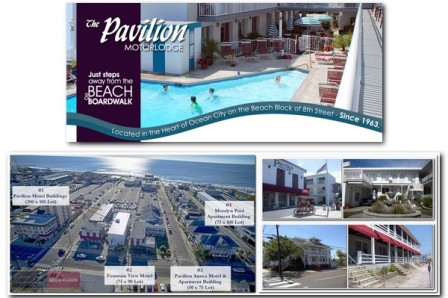 Pavilion Motor Lodge For Sale, Ocean City NJ Real Estate Group, Doliszny