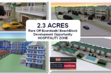 Ocean City Real Estate Group, Keller Williams Realty, Commercial Development, Doliszny