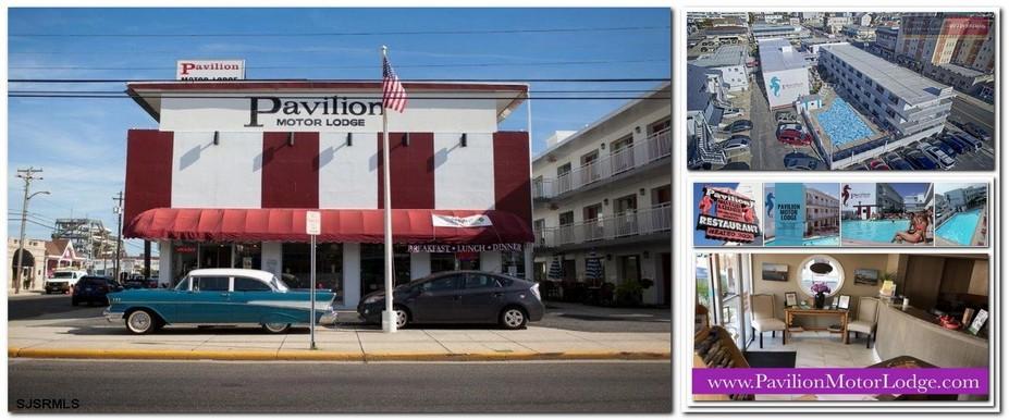 Pavilion Motor Lodge For Sale, Kristina Doliszny