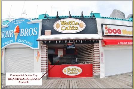 Ocean City Boardwalk Commercial