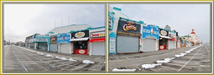 Ocean City Boardwalk Commercial Real Estate & Commercial Lease