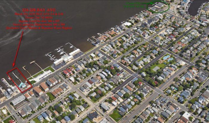224-228 Bay Ave, Ocean City NJ 08226 Map
