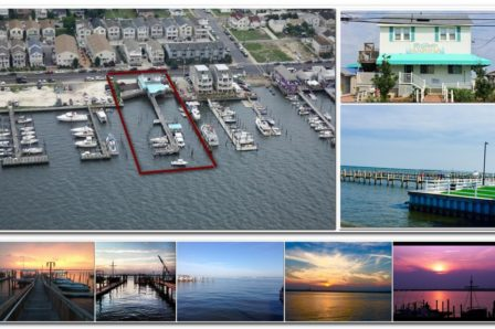McGlades Restaurant & Marina For Sale, Ocean City NJ Real Estate Group, Doliszny, Keller Williams Realty