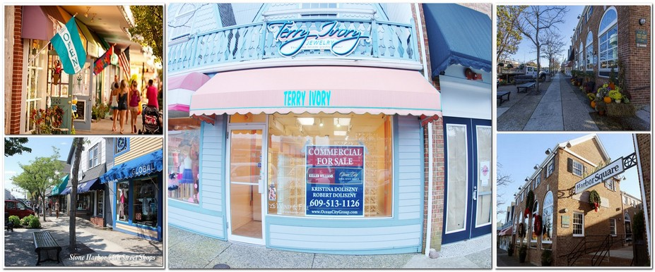 Terry Ivory Jewelry Store For Sale