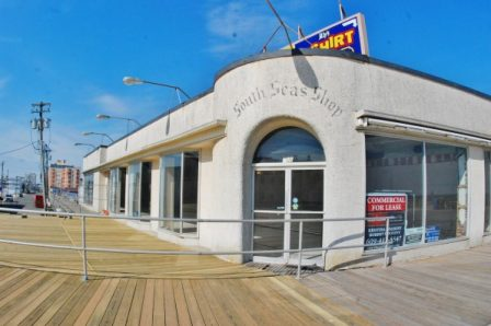 Commercial Boardwalk Real Estate For Sale, Ocean City NJ Real Estate Group. Doliszny