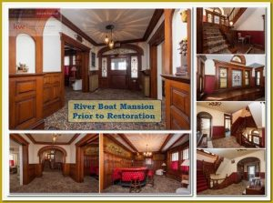 River Boat Club Mansion For Sale
