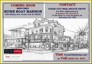 Ocean City Historical Property For Sale, Kristina Doliszny