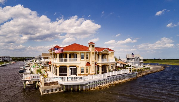 Luxury Waterfront Home, Ocean City Real Estate Group, Doliszny