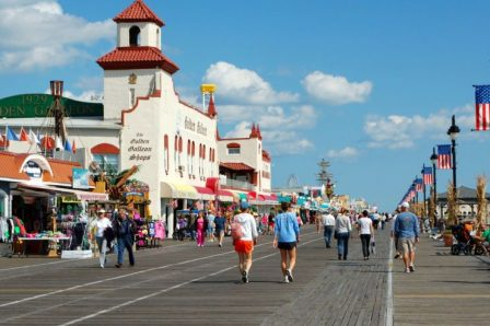 ocean city boardwalk leases and commercial real estate