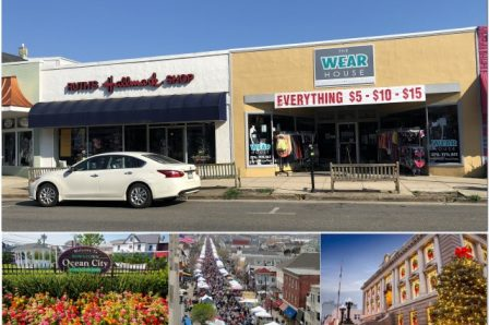 Ocean City NJ Commercial Real Estate For Sale