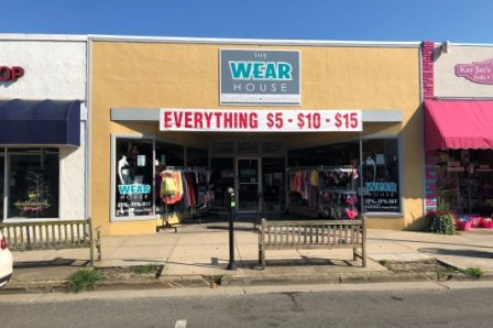 commercial lease in ocean city nj