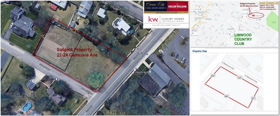 Land development, Doliszny, Keller Williams Realty