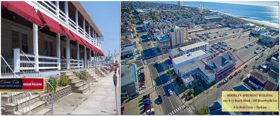 Ocean City Apartment Building For Sale