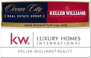 Ocean City Real Estate Group Logo, Kristina Doliszny
