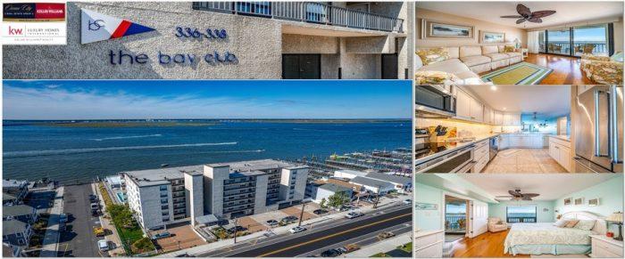The Bay Club Luxury Ocean City Condo
